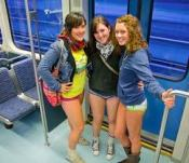 no pants subway ride 20142