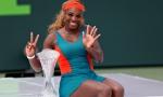 Tennis: Sony Open-Williams