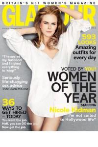Glamour July14 Nicole-Kidman