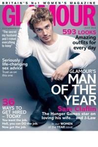 Glamour July14 Sam-Claflin